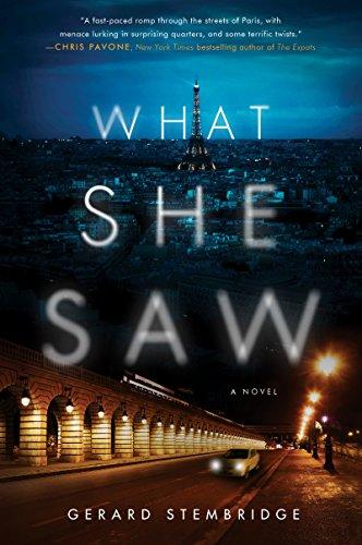 - What She Saw: A Novel