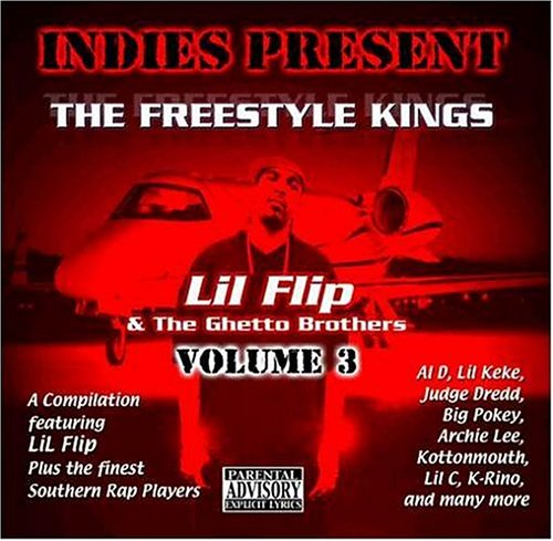 Freestyle Kings Vol. 3 by Ghetto Brothers Records