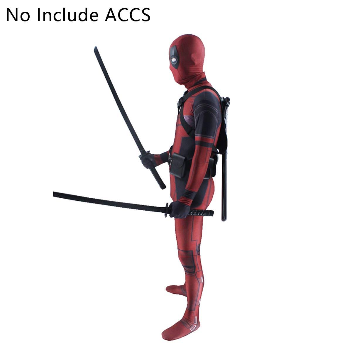 Amazon.com: AMOCO - Disfraz de lycra y superhéroe para ...