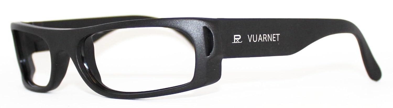 Vuarnet Men's Women's Matte Black 102 2102 3102 Replacement Frame For Sunglasses Repair