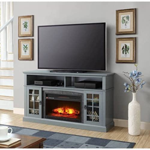 Buy products related to entertainment center with electric fireplace products and see what customers say about entertainment center with electric fireplace products on Amazon.com ? FREE DELIVERY possible on eligible purchases