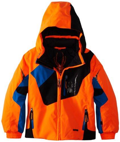 Spyder Boy's Mini Leader Jacket