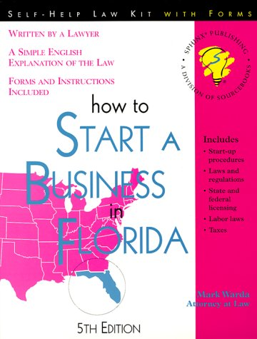 How To Start A Business In Florida  With Forms