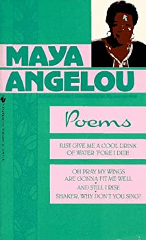 Maya Angelou: Poems 0553379852 Book Cover