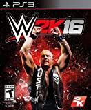 WWE 2K16 for PlayStation 3 - PS3 - NEW, Sealed