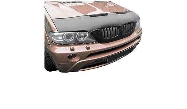 hematron SS74 - Coche capó máscara capucha Auto sujetador de piel apto para BMW X5 (04 - 06): Amazon.es: Coche y moto