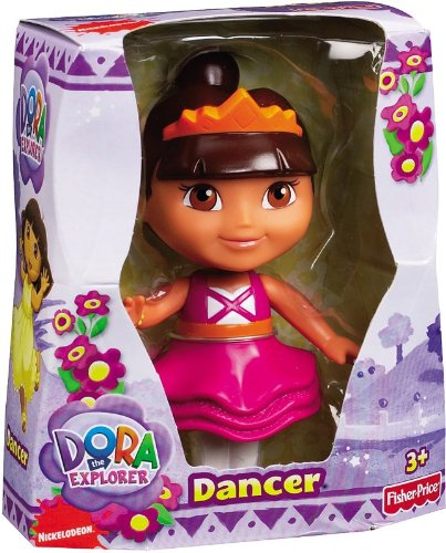 Dora the Explorer Dancer Posable Figure