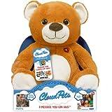 Cloud Pets 12 Bear, Multicolor