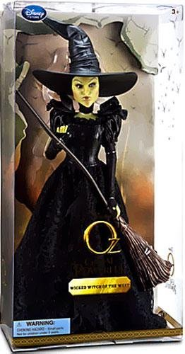 [Disney Oz The Great and Powerful - Wicked Witch of the West Doll - 11 1/2