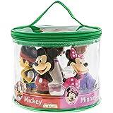 Disney Parks Junior Bath Tub Squeak Toys Set of 5 Exclusive