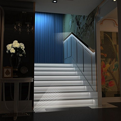 Led Strip Rope Light Kit Oxoqo Tape Light Stair Night Step
