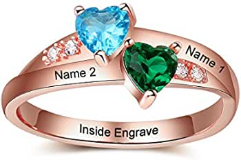 Lam Hub Fong Personalized Promise Ring