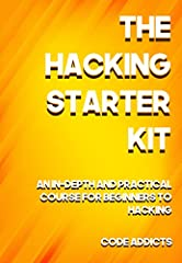 Take on Ethical Hacking at Your Own Pace Without Having to go Through Plain Impractical Textbooks.What if you had a Hacking course tailored to your needs as a beginner with walkthroughs and visual examples? Imagine how that would speed up you...