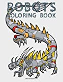 img - for Robots Coloring Book 1 (Volume 1) book / textbook / text book