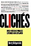 Clichés, Betty Kirkpatrick, 0312198442