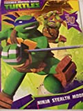 Teenage Mutant Ninja Turtles Coloring & Activity Book with Over 30 Stickers ~ Ninja Stealth Mode