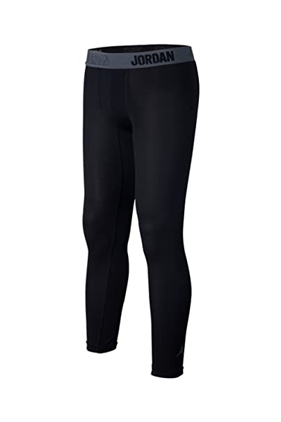 4a149661ddd0eb Amazon.com   Jordan Boys  All Season Compression Tights (X-Large ...