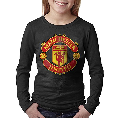 - Youth's Manchester United Football Club Long Sleeve T-shirt X-Large