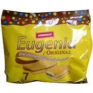 Eugenia Original Biscuit With Cacao 360 Gram (10x36 Gram)-Yellow Bag