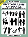 Ready-to-Use Pictographs of People, Phillip R. Runquist, 0486273652