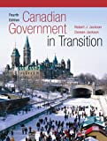 Canadian Government Transition, Robert J. Jackson and Doreen Jackson, 0131975293