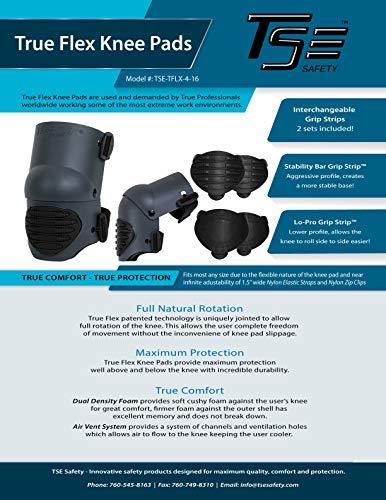 TSE Safety True Flex Work Knee Pads by TSE Safety (Image #4)