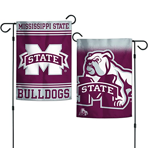 Elite Fan Shop Mississippi State Bulldogs Garden Flag 12.5