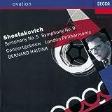 Shostakovich: Symphonies Nos. 5 and 9