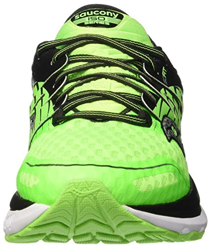 Black Shoe Running ISO Saucony 2 Slime Triumph Men's w16AqX0