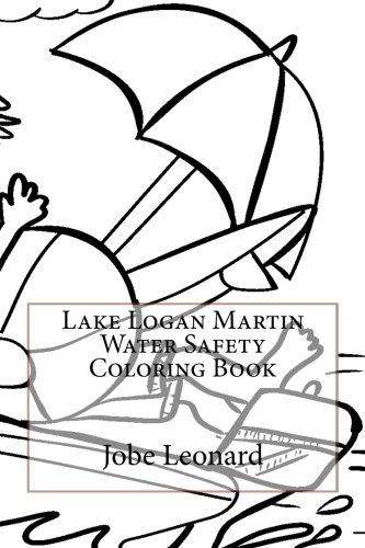 Buy Lake Logan Martin Water Safety Coloring Book Book Online ...