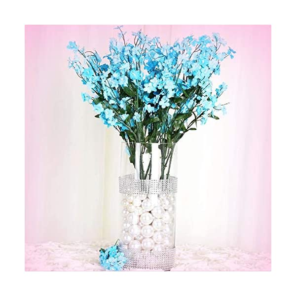 Inna-Wholesale-Art-Crafts-New-384-Turquoise-Silk-Baby-Breath-Filler-Decorating-Flowers-Decorating-Flowers-Party-Centerpieces-Perfect-for-Any-Wedding-Special-Occasion-or-Home-Office-Dcor