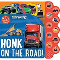 Deals on Discovery: Honk on the Road! (10-Button Sound Book)