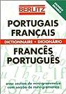 Dictionnaire Portugais-Français par Berlitz