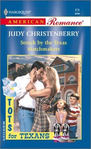 Download Struck By The Texas Matchmakers (Tots For Texans) ebook