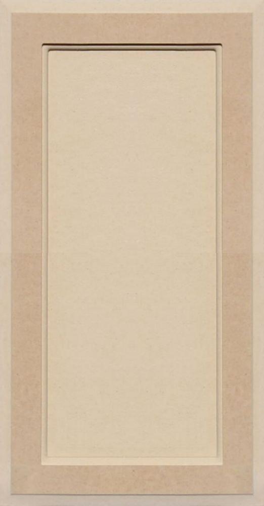 Unfinished MDF Square Flat Panel Cabinet Door by Kendor, 23H x 12W Kendor Wood Inc.