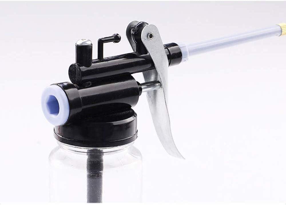 Fettpresse Ölpumpe 250 Ml Ölkanne Transparenter Kunststoffschlauch Hochdruckschlauch Öler Mini Fettpresse Schlauch Ölspritze Dose Baumarkt