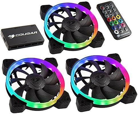 Cougar 3 mhpbkit.0001 Ventilador para PC: Amazon.es: Informática