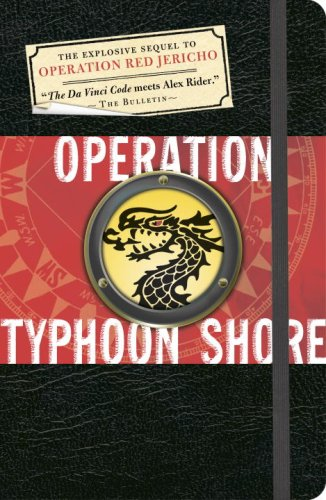 Operation Typhoon Shore (The Guild of Specialists, No.2)