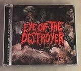 Eye Of The Destroyer- Methods of Murder LAR041 CD