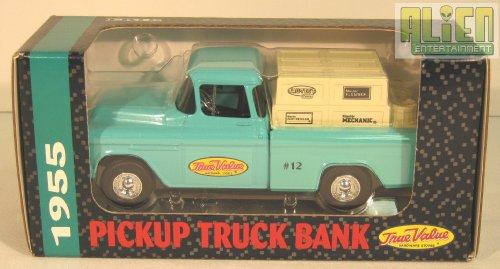 """Ertl """"True Value"""" 1955 Pickup Truck Bank - 1993"""