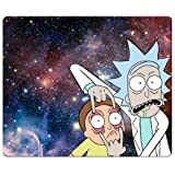 AKIKO Rick and Morty Mouse pads-Non-Slip Rubber Gaming Mouse Pad 25*20