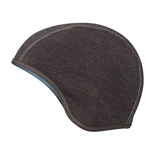 NRS hydro-skin 0.5ヘルメットライナー、チャコール Medium チャコールグレー B01KL96X32