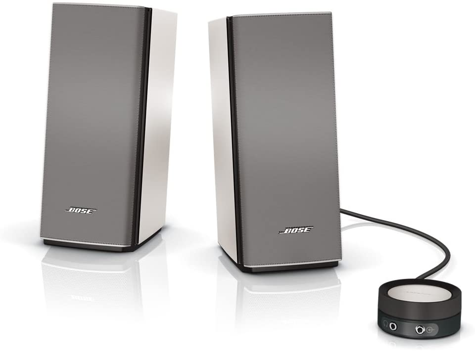 Bose Companion 20 Multimedia Speaker System For Computers