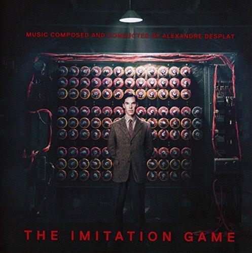 Alexandre Desplat The Imitation Game/OST Classic Pop