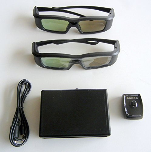 DLP Converter kit Lets You use Bluetooth Glasses and DLP Link Glasses simultaneously