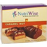 NutriWise - Caramel Nut Diet Protein Bars (7 bars)