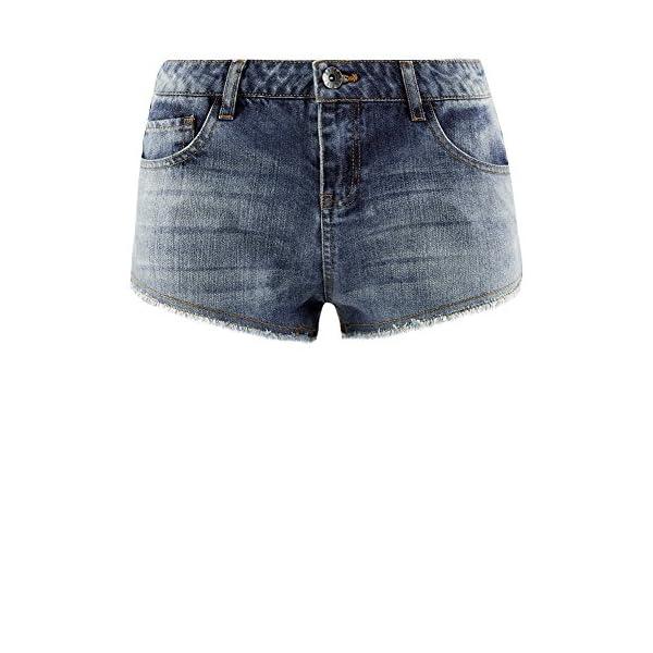 oodji Ultra Donna Shorts in Jeans Hot Pants 6 spesavip