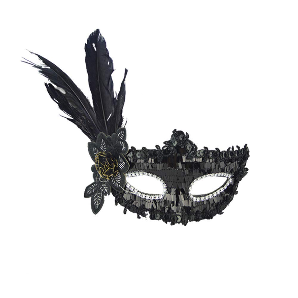 Máscara Mujer Ojos Media Cara Media Fiesta Mascarada ...