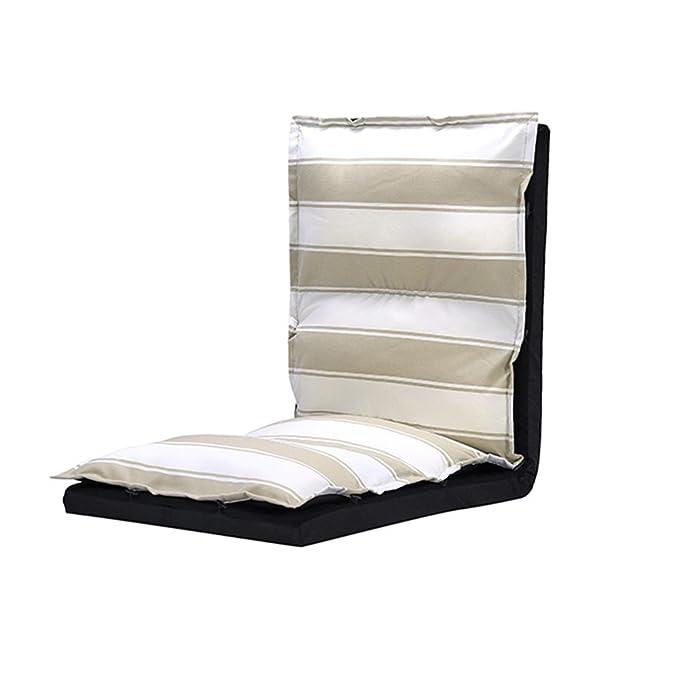 Amazon.com: ZXQZ Lounge Chair Single Chair Foldable Bedroom ...