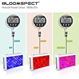 BLOOMSPECT Upgraded 1000W LED Grow Lights for